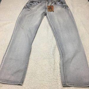 Men's vintage denim GS-115 jeans